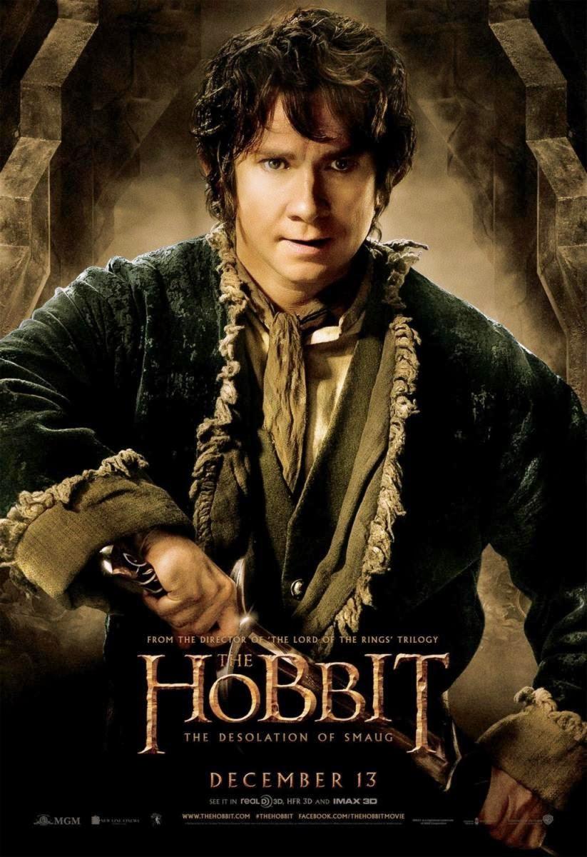 El Hobbit: La desolación de Smaug HD 720p Dual 2013