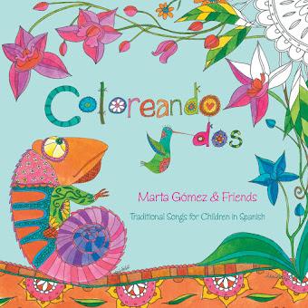 Coloreando DOS - Marta Gómez