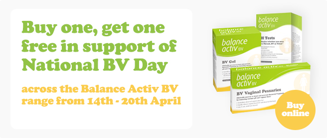 #NationalBVDay BOGOF