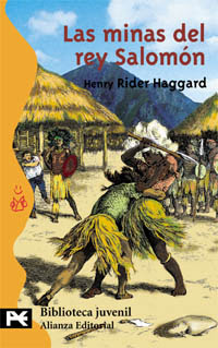 Las Minas del Rey Salomón - Henry Rider Haggard