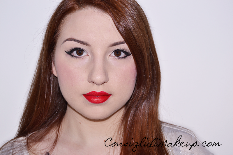 Tutorial Trucco Pin Up Taylor Swift
