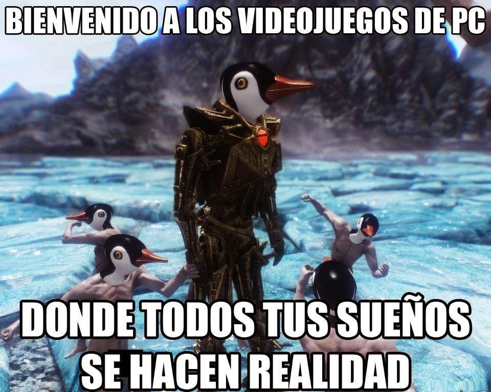 Pinguinos argentinos