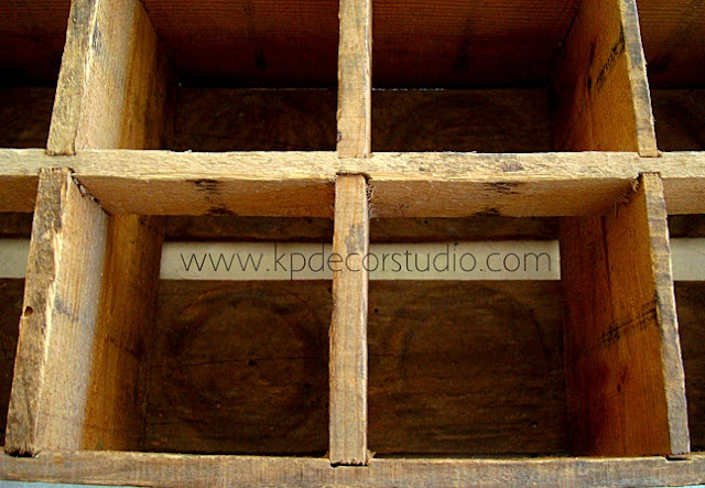 Comprar objetos de madera antiguos. cajas de madera viejas