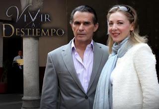 Vivir a Destiempo Capitulo 4 Telenovelas Jueves 28-02-2013