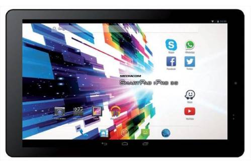 MP-IPRO100B è il nuovo tablet mediacom da 10 pollici con processore dual core Intel
