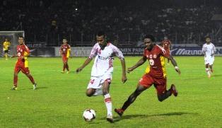 Persipura Kalahkan Semen Padang 5-3 (2-2) Piala Jenderal Sudirman 2015