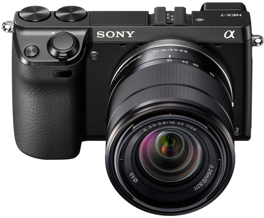 sony nex-7 18-55mm kit