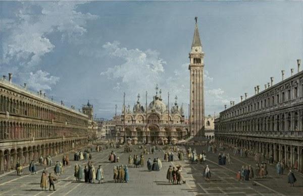 Piazza S. Marco Venezia