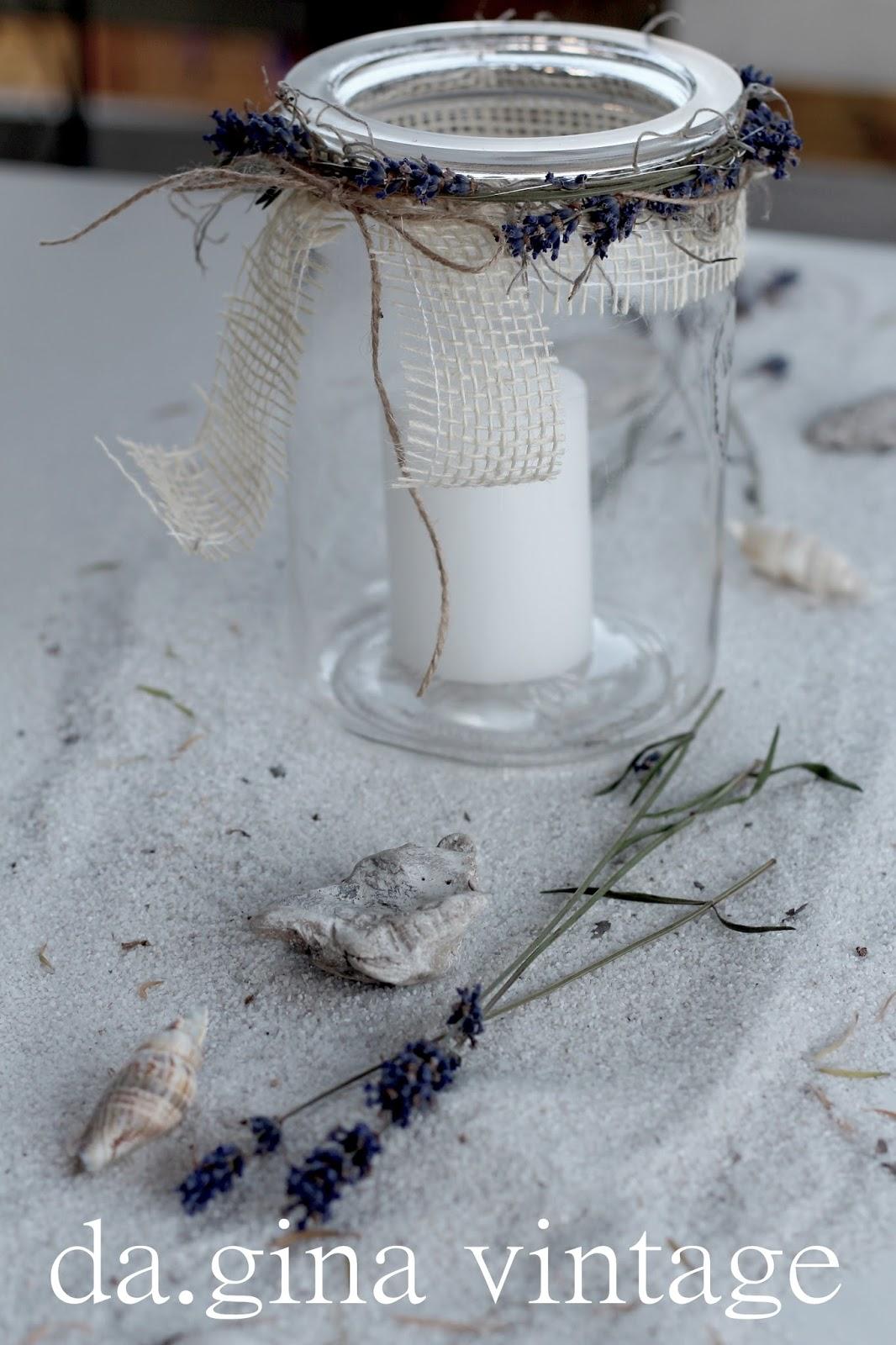 Vintage diy weckgl ser im strandlook - Glaser dekorieren mit sand ...