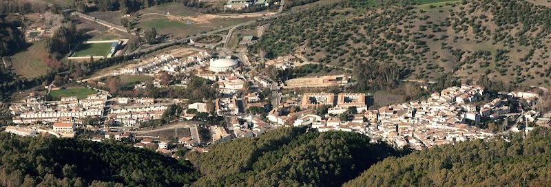 El Bosque desde el Albarracín