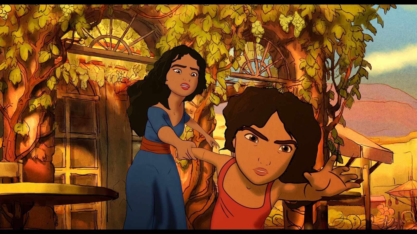 animated film reviews kahlil gibran�s the prophet magical