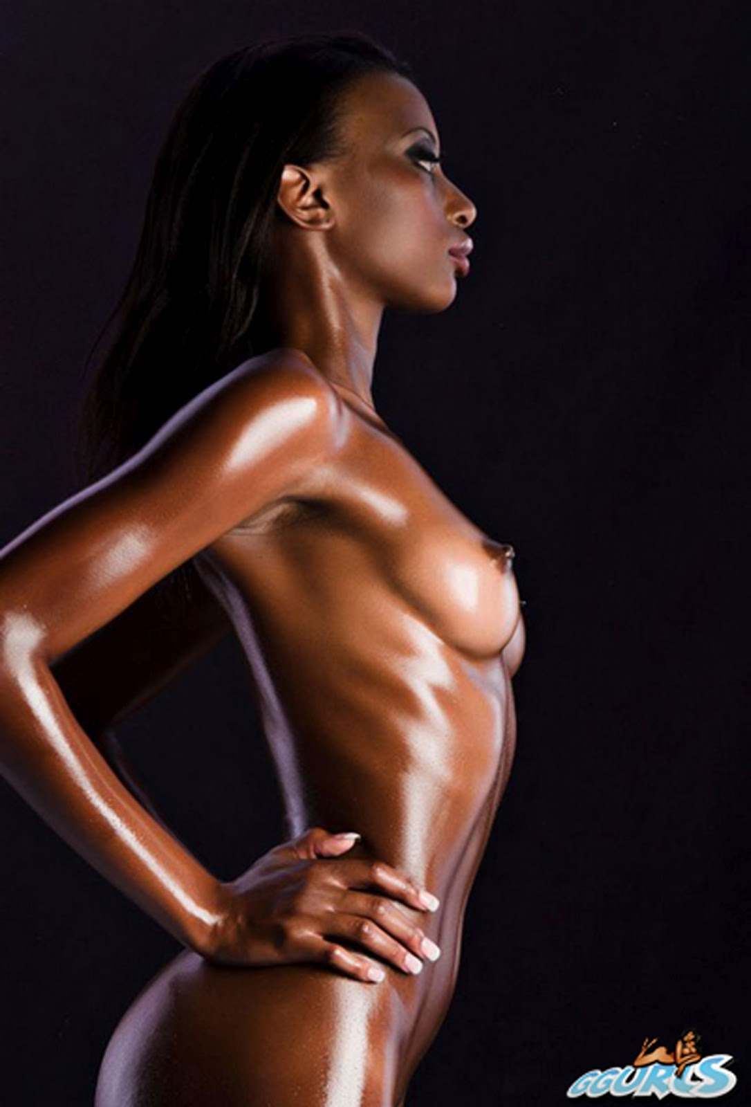 Эротические фото красивых темнокожих женщин 6 фотография