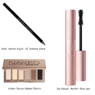 Urban Decay, Kohl Too Faced