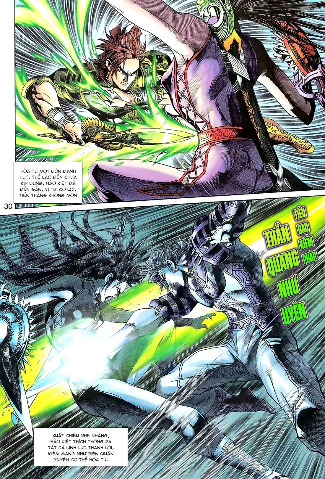 Thần binh huyền kỳ 3 - 3.5 Chapter 67 - Hamtruyen.vn