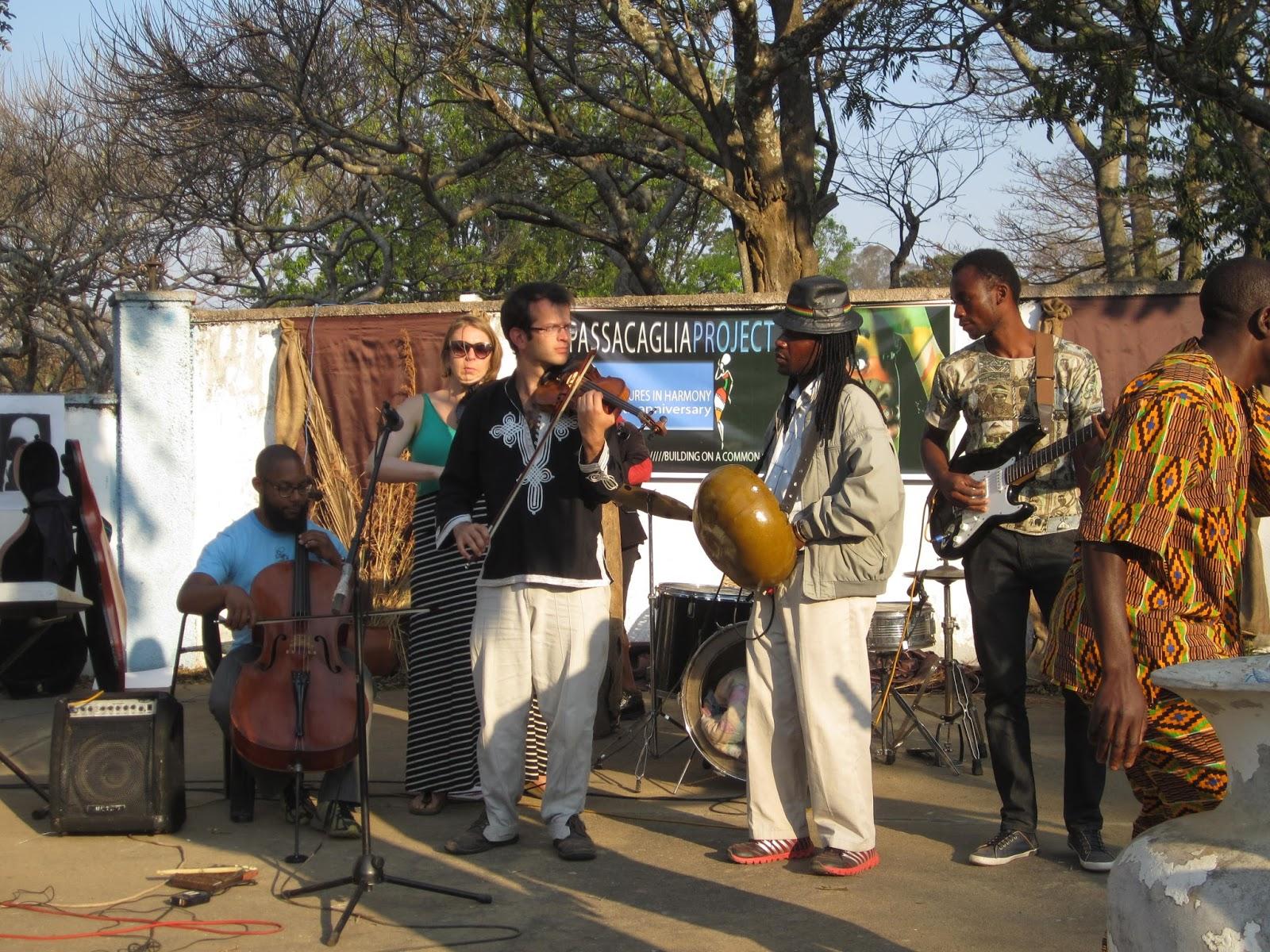 Zimbabwe Returning After 8 Years Harmony Beat