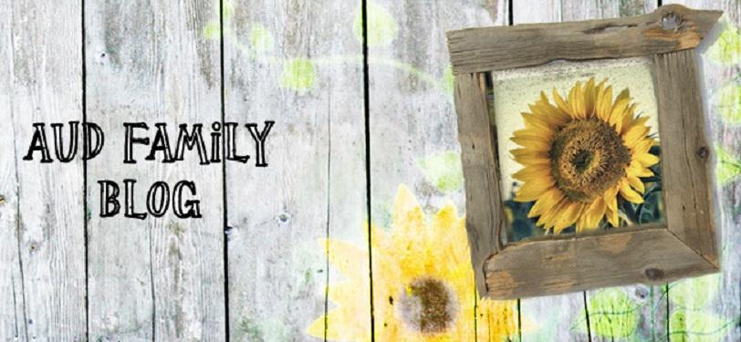 Aud Family Blog