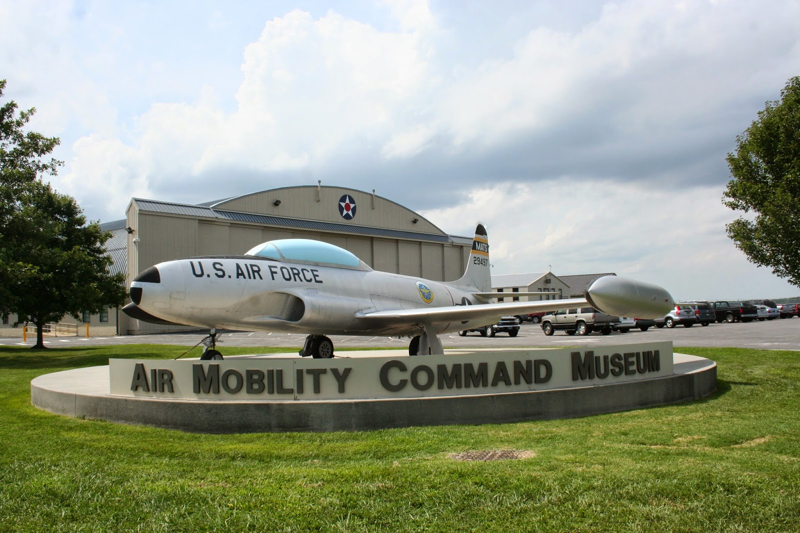 Dover Air Mobility Command Museum Is Located At 1301 Heritage Raod The Force Base In Delaware It Just Off Route 1