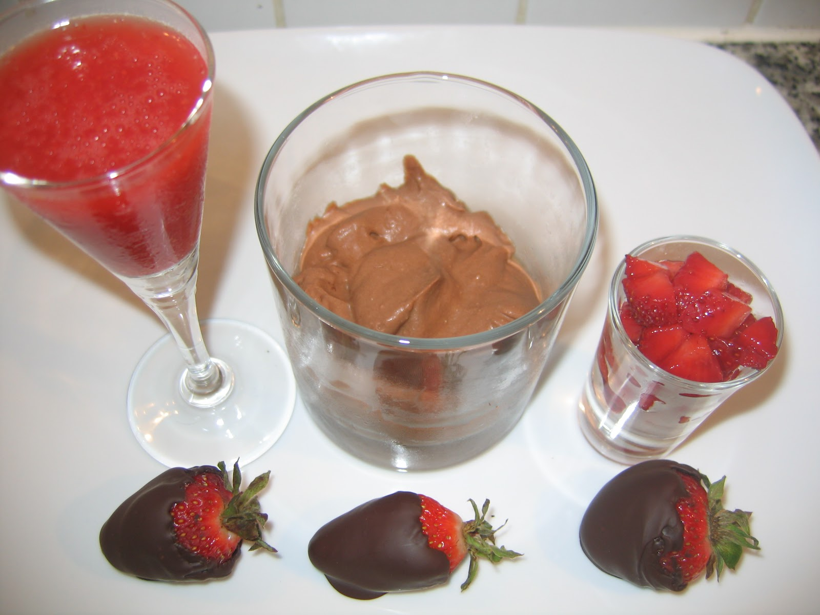 Morsels and Musings: chocolate ricotta mousse