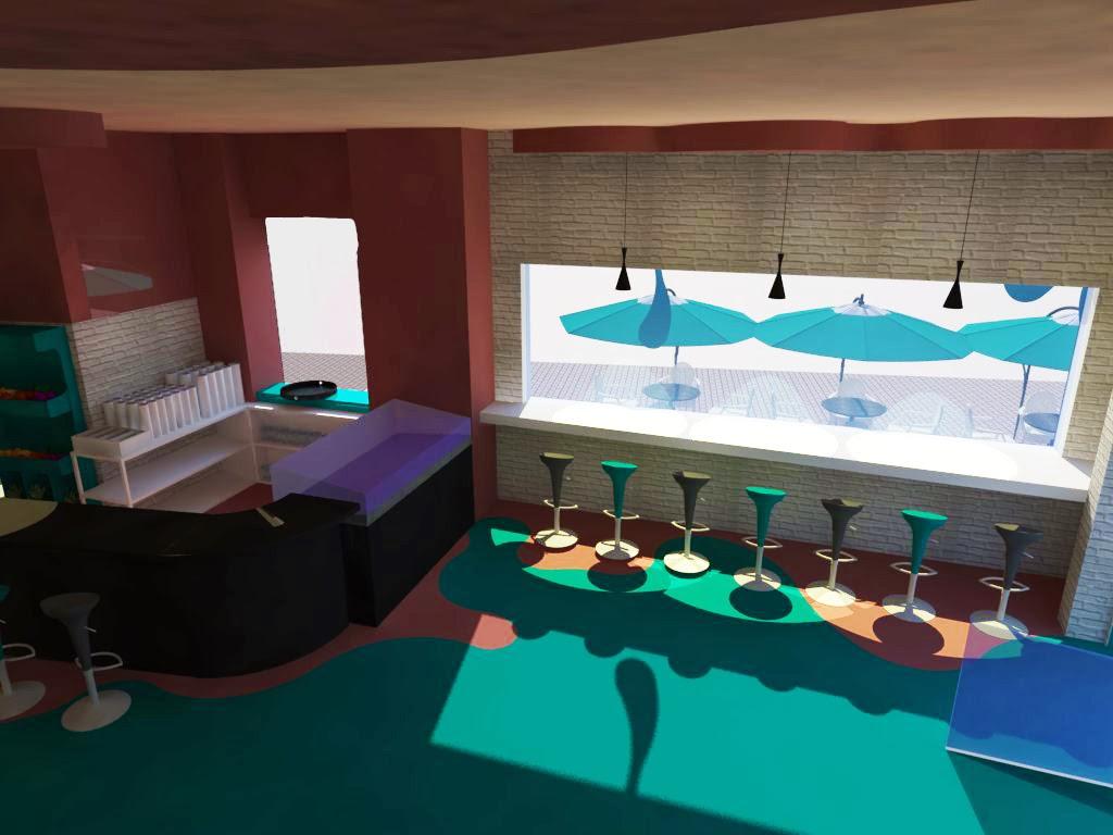 Dise o de interiores escuela de arte de motril la for Escuela de decoracion de interiores