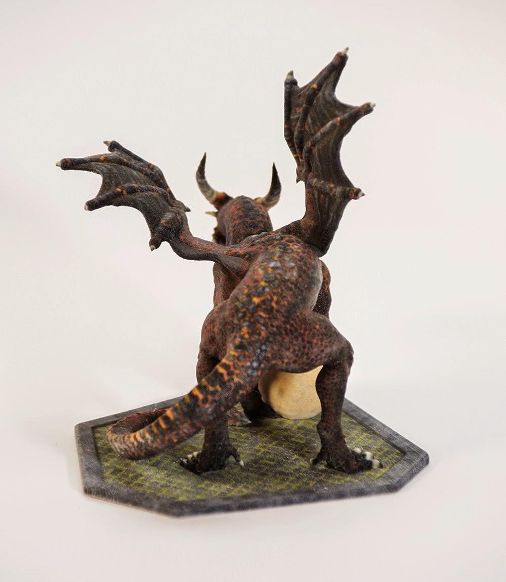 DAZ 3D Dragon Imprimer - Petit