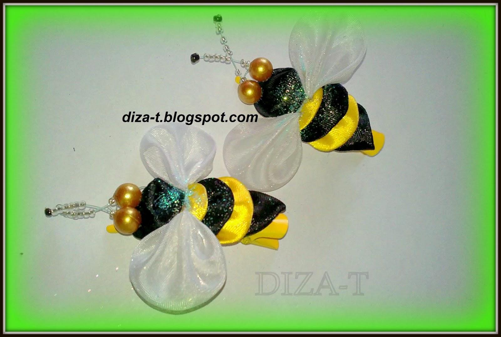 Мастер класс пчелка из бутылки