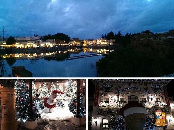 navidad en portaventura con niños salou tarragona