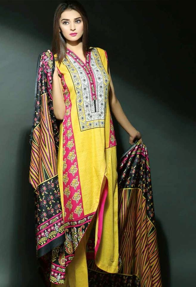 Libas pakistani dresses lawn collection
