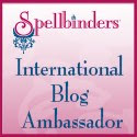 Spellbinders International Blog Ambassador