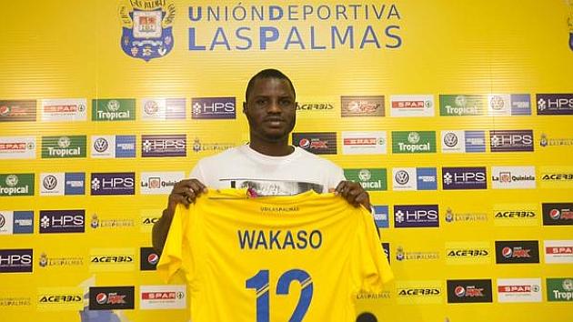 Wakaso ficha por la ud las palmas