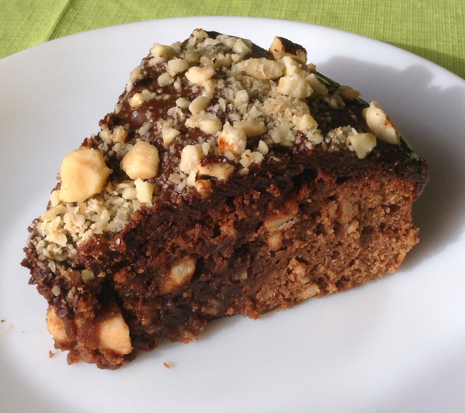 Brownie Nocilla, nutela