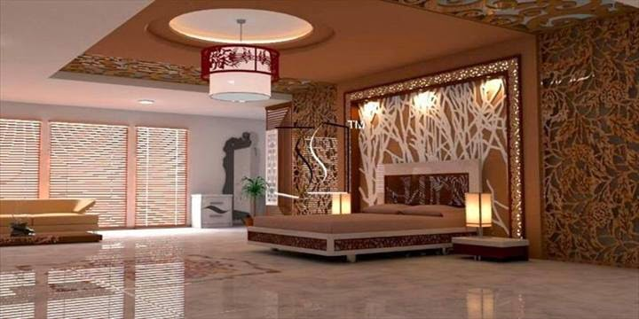 Interior and exterior acrylic and mdf jali for Interior and exterior design of house