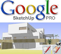 Free Download Google SketchUP Pro 8.0.16846 with Serial Key Full Version