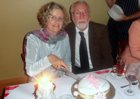 Our Golden Wedding Anniversary October 2012