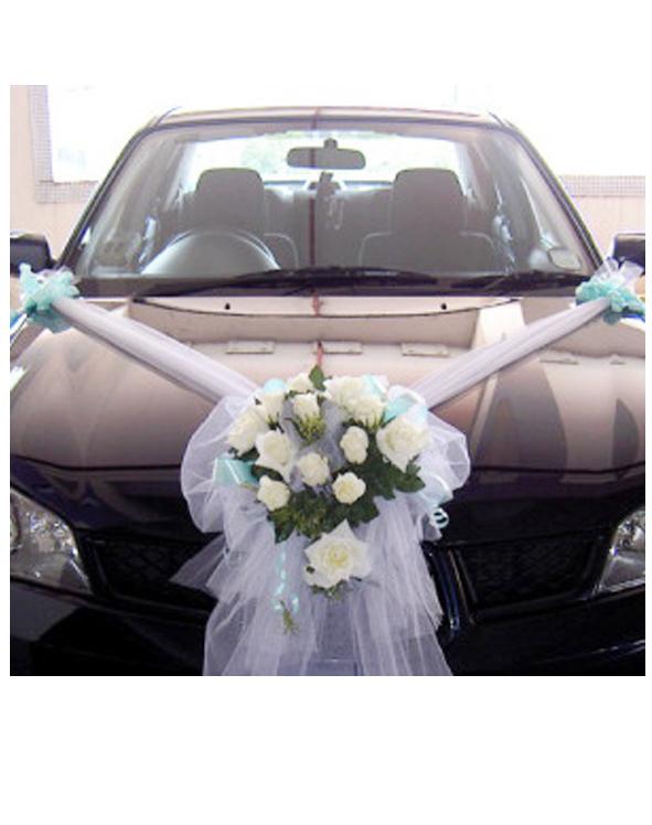 biaya hias mobil pengantin
