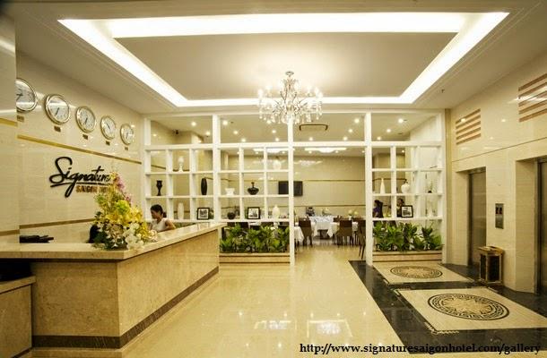 Signature Sajgon Hotel