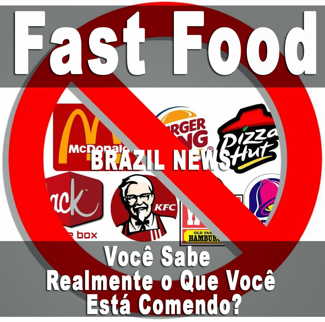 FAST FOOD (VENENO LENTO)