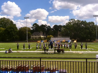 Marching Knights Receive Excellent Rating at Huntingdon Invitational! 2