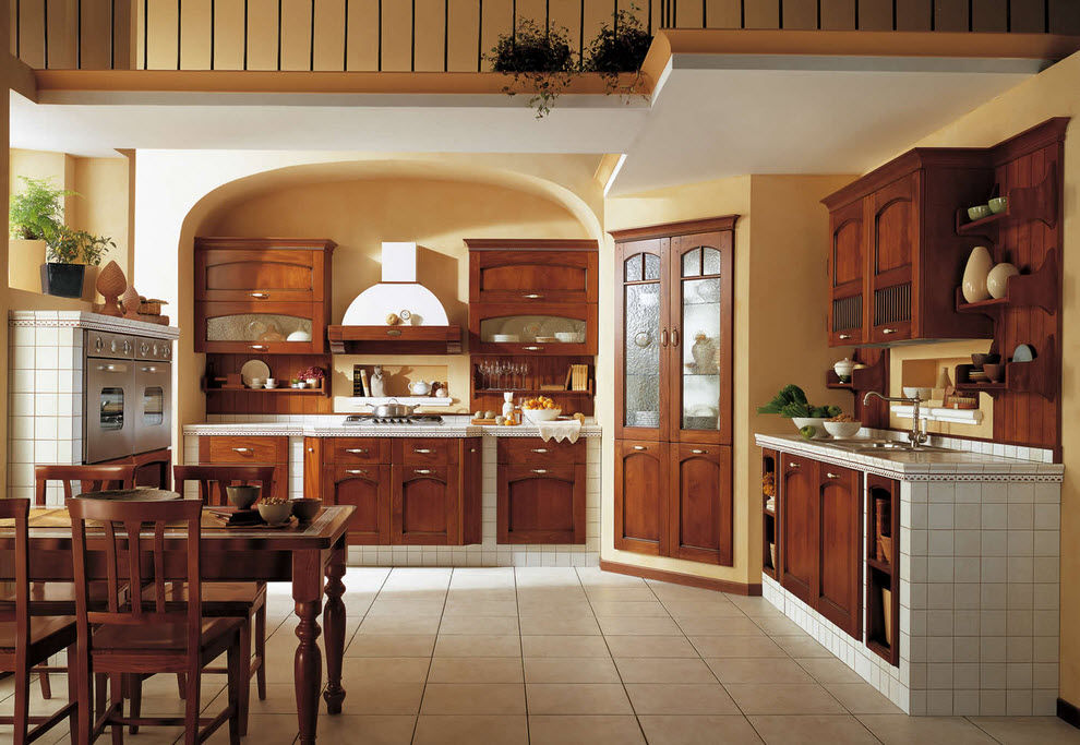Orvas arquitectura - Cocinas de casas de campo ...