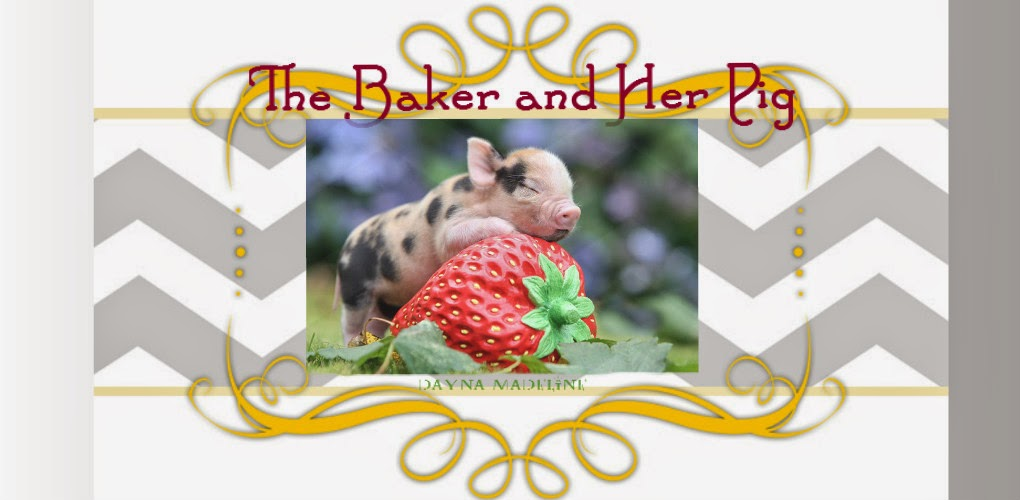 The Baker and Her Pig