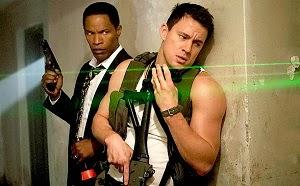 Jamie Foxx y Channing Tatum en Asalto al poder