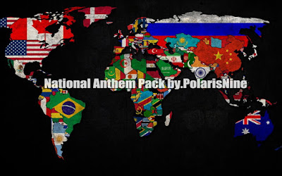 PES 2016 National Anthem Pack Update For Datapack 2.0 by PolarisNine