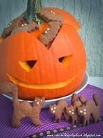 Pierniczki na Halloween