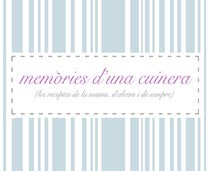 Memories duna cuinera