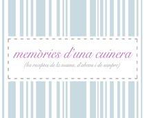 Memories d´una cuinera