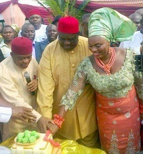 Iwanyanwu Nationale Former Boss Marries a 26 year old Lady