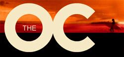 Logo da série estadunidense The O.C.