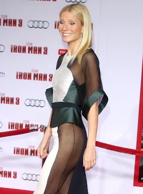 Gwyneth Paltrow fara lenjerie intima