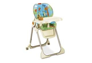 krzesełko do karmienia Rainforest Fiszer Price