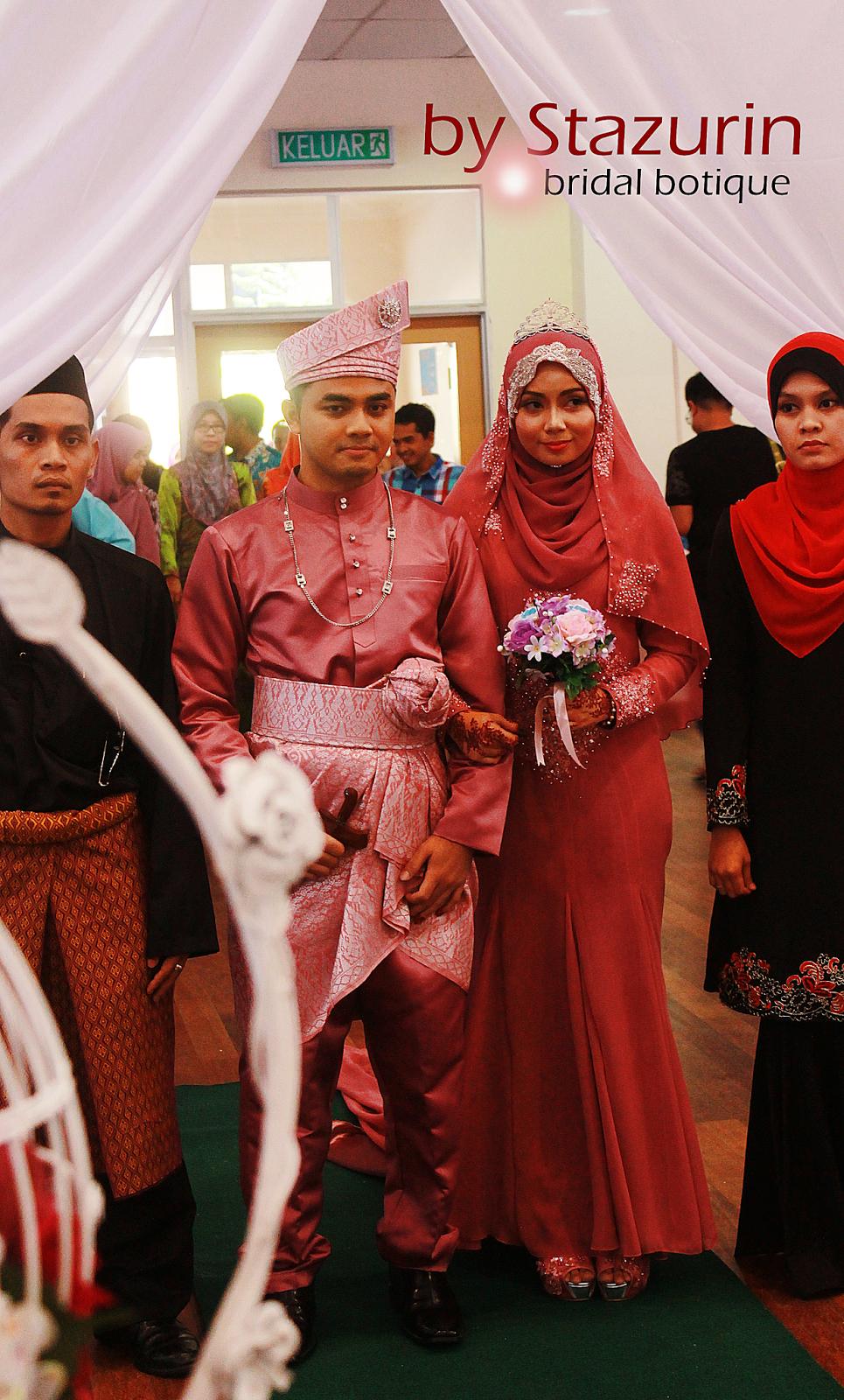 Persandingan Fiza&Fadhly Dewan JPS Ampang 2013 Tema Perkahwinan