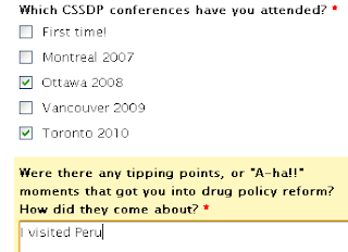 How we're promoting the #cssdp12 conference